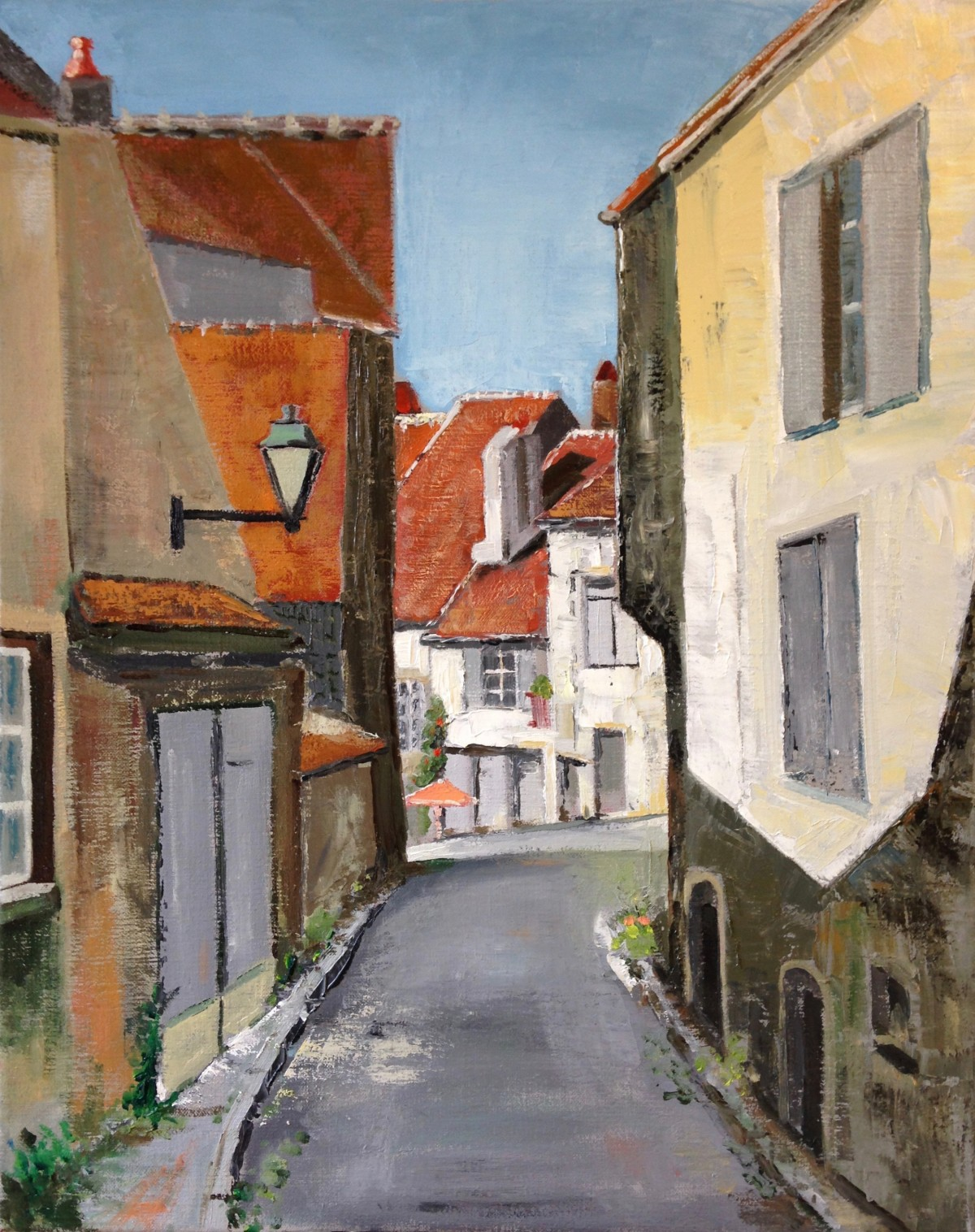 Backstreet in Vezelay